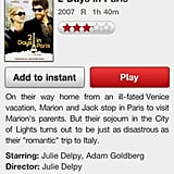 Photos of the Netflix iPhone/iPod Touch App