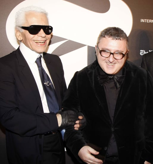 Rumor: Karl Lagerfeld to Step Down at Chanel, With Alber Elbaz Stepping In?