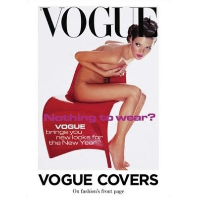 Fab Read: Vogue Covers, On Fashion's Front Page