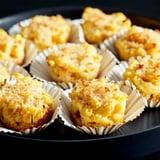 Pumpkin Macaroni and Cheese Muffins