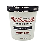 One of the best ice creams in the freezer section: McConnell's Ice Cream, Mint Chip ($9). The cooling ice cream (made with mint extract) has a light texture and crunchy chocolate chunk pieces swirled in.