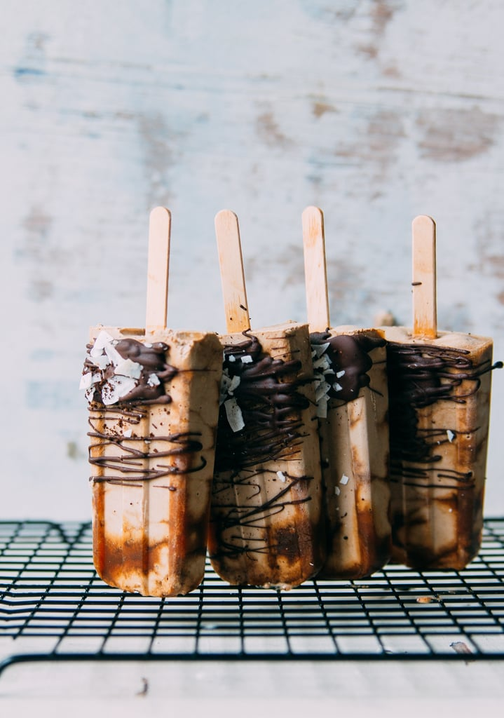 Latte Macchiato Lollies