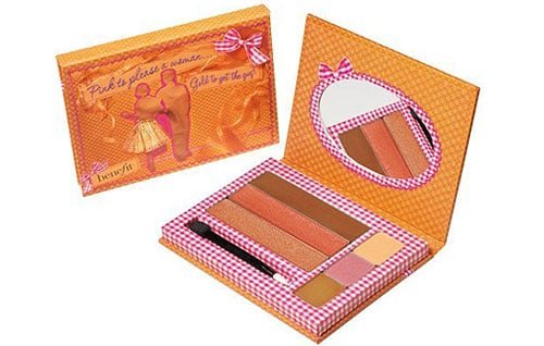 New Product Alert: Benefit Pink to Please a Woman... Gold to Get the Guy!
