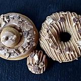 Nutella With Kit Kat Crumbles Doughnut