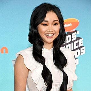 Lana Condor Hair at Kids Choice Awards 2019