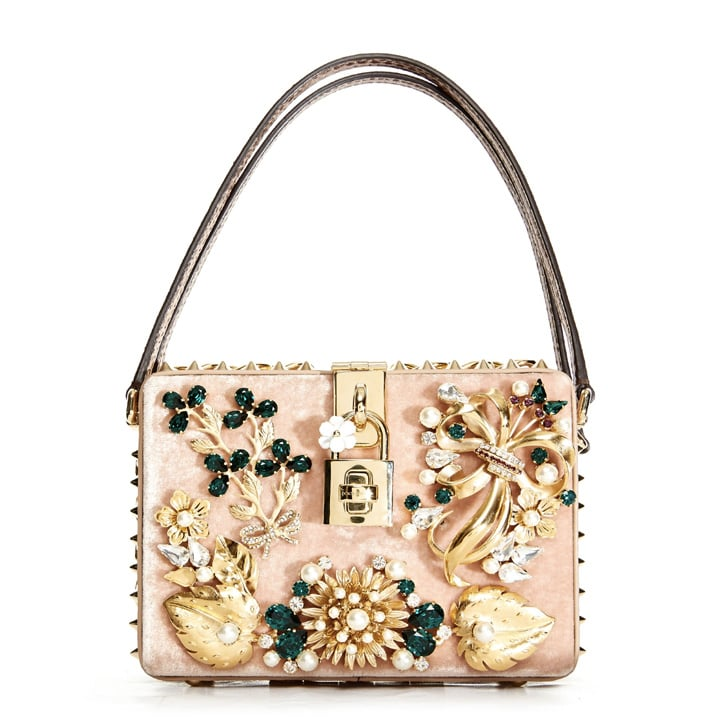 Dolce & Gabbana Embellished Box Bag ($5,199)