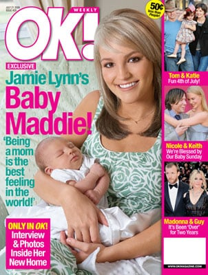 Photo of Jamie Lynn Spears and Maddie Aldridge