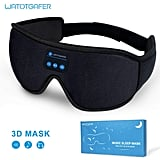 Sleep Headphones and Eye Mask