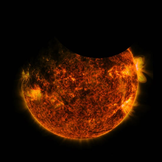 NASA Double Eclipse Photos