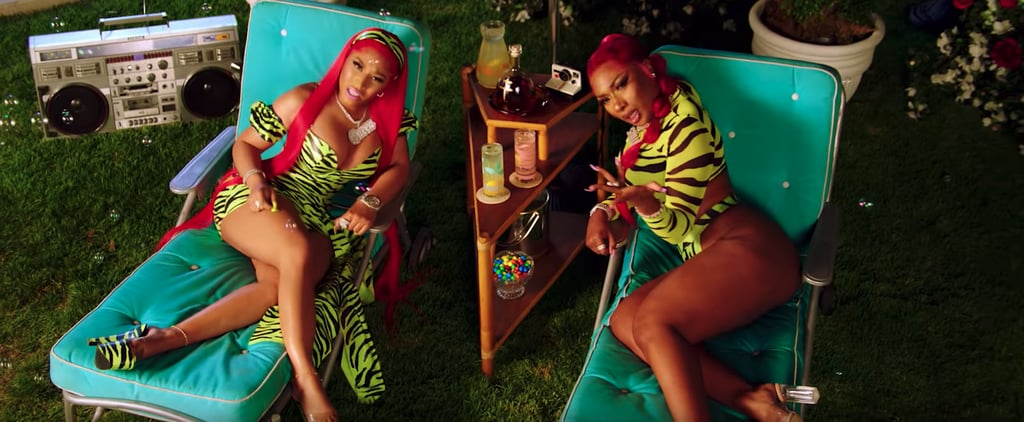"Megan Thee Stallion and Nicki Minaj ""Hot Girl Summer"" Video"