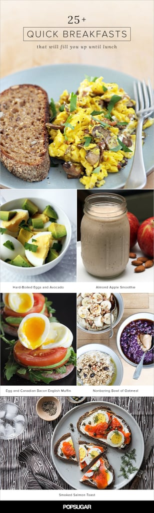 Quick and Filling Breakfast Recipes