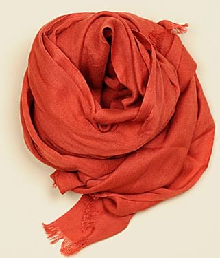 MNG by Mango Casual Scarf ($20)