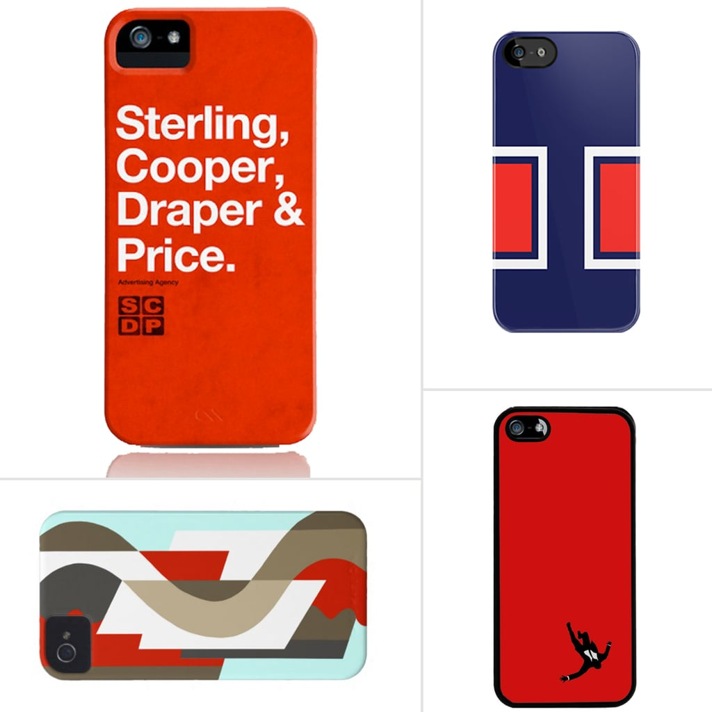 Mad Men Accessories mad men iphone cases | popsugar tech