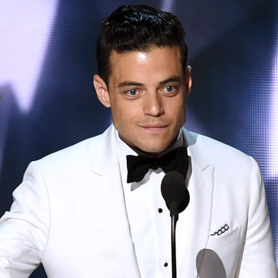 Rami Malek's Emmys Acceptance Speech Video 2016