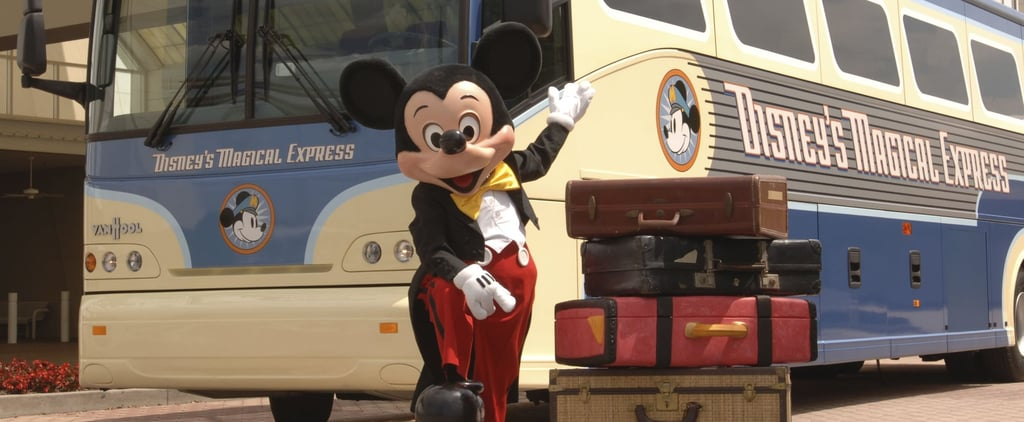 New Airport Shuttle Service to and From Disney to Open 2022
