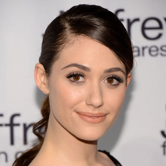 How To Get Emmy Rossum's Perfect Makeup Look