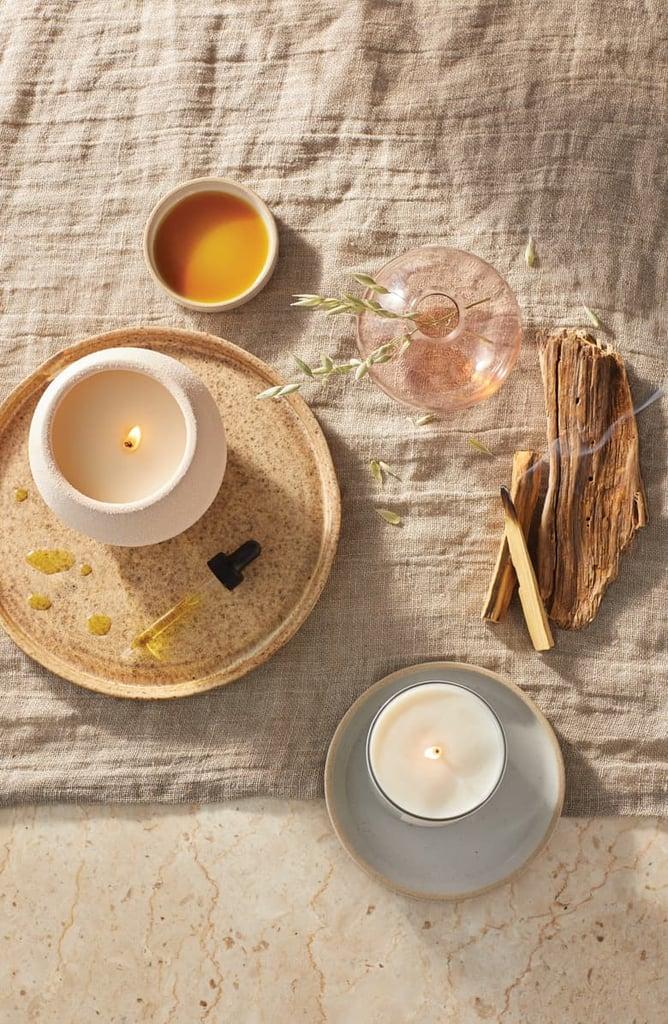 Illume Earthen Ceramic Candle