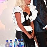 Lady Gaga Rodarte Dress at The Daily Front Row Awards 2019