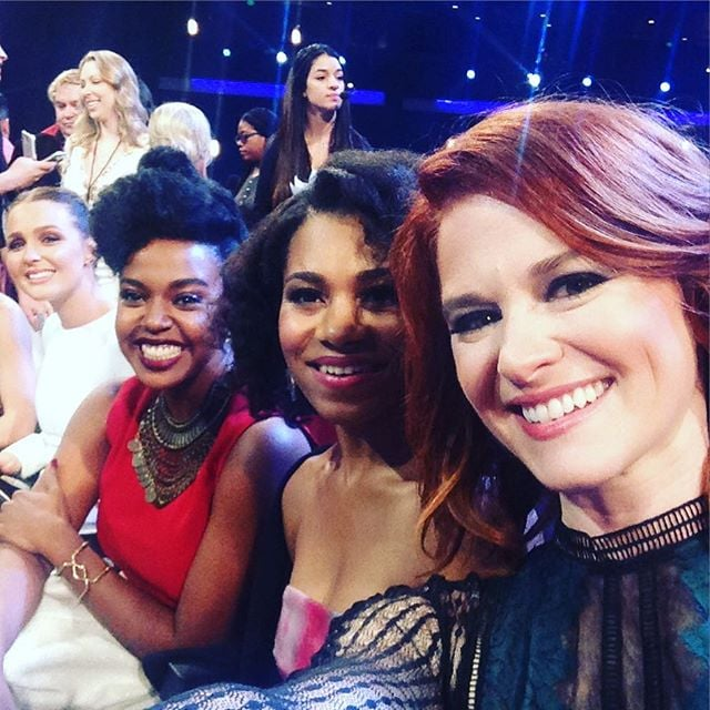 Grey\'s Anatomy Cast at the People\'s Choice Awards 2016 | POPSUGAR ...