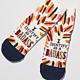 Lively Identifier Socks