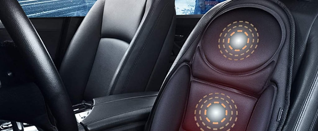 Heated Massage Car Seat on Sale For Amazon Prime Day 2020