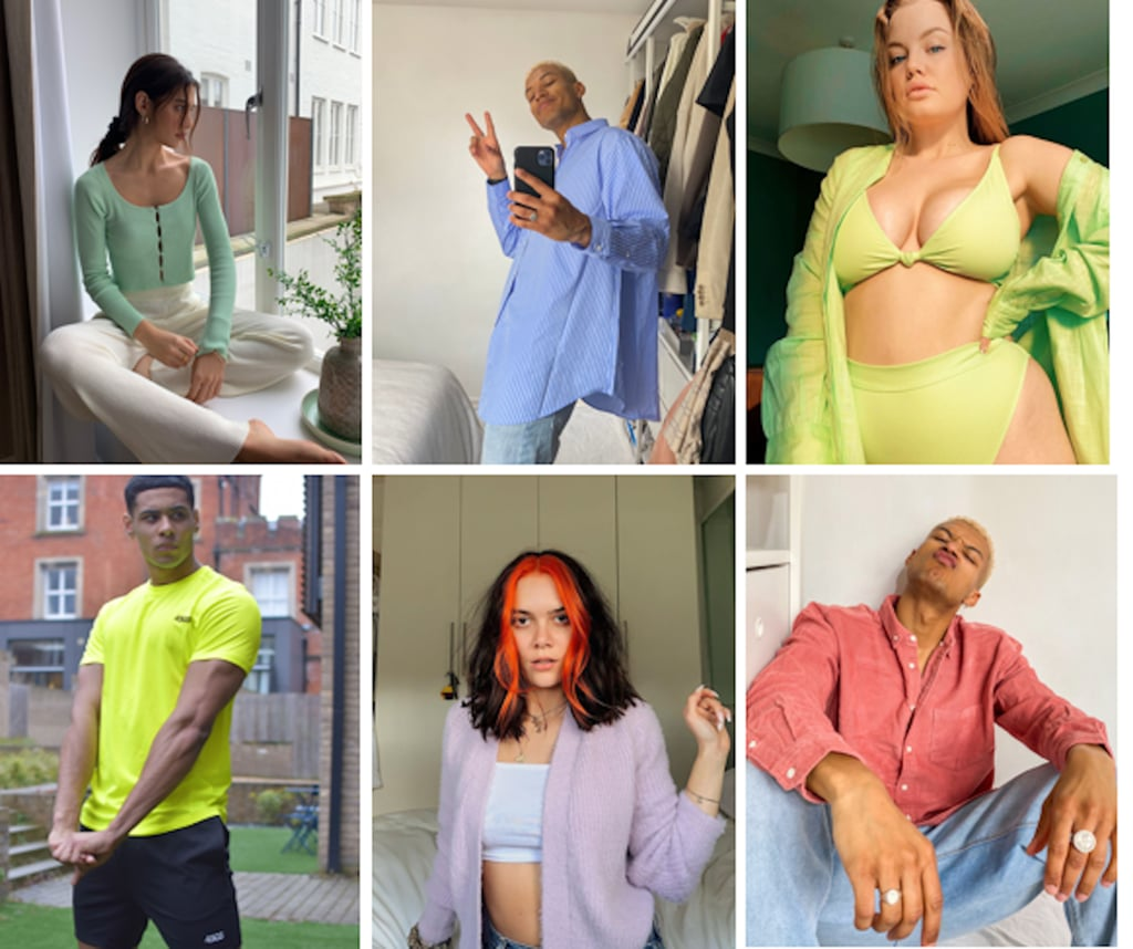 ASOS Is Asking Models to Shoot Clothes From Home