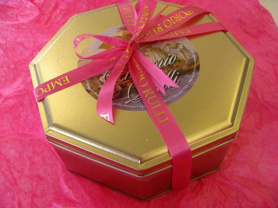 Would You Buy a Tin of Fancy Cookies?