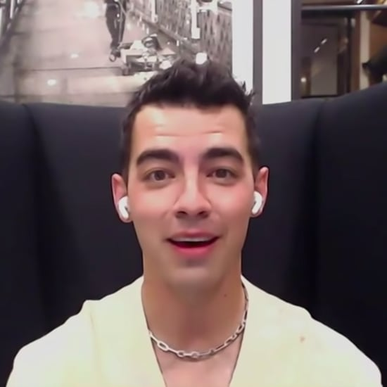 "Watch Joe Jonas Talk About Parenting: ""Naps Are Nice"""