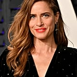 Amanda Peet at the 2019 Vanity Fair Oscars Party
