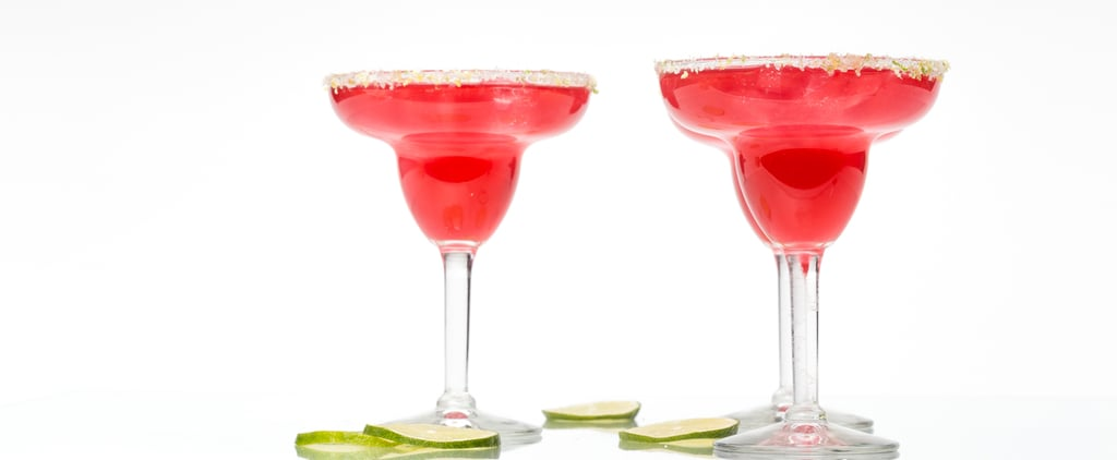 Hibiscus Margarita Recipe With Tea Simple Syrup | POPSUGAR Latina