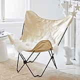 The Emily and Meritt Gold Butterfly Chair