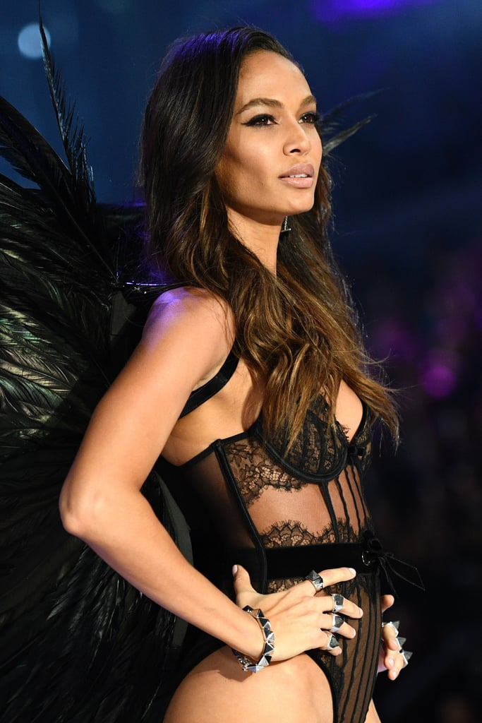 Pictured: Joan Smalls