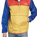 A Colorful Windbreaker
