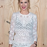 January Jones will star in Good Kill as the wife of a fighter pilot-turned-drone operator played by Ethan Hawke.
