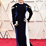 Olivia Colman at the Oscars 2020