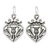 A Romantic Pair of Earrings