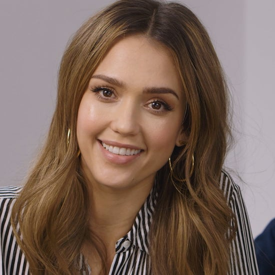 Jessica Alba on Her Ethnicity | Video