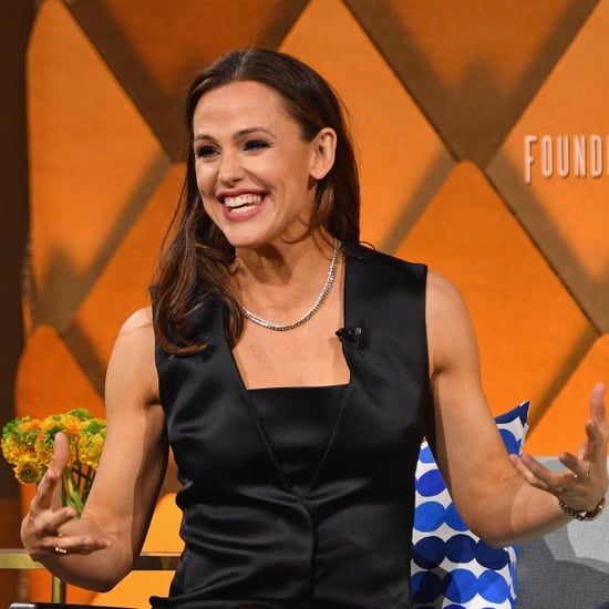 Jennifer Garner's Son's I Love Farts Note