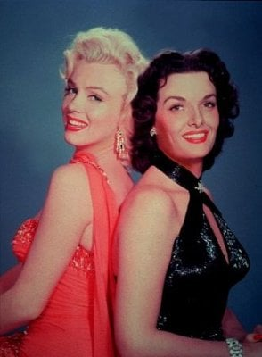 #10: Marilyn Monroe in Gentlemen Prefer Blondes