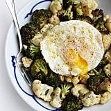 Paleo: Roasted Veggies With Easy Fried Egg
