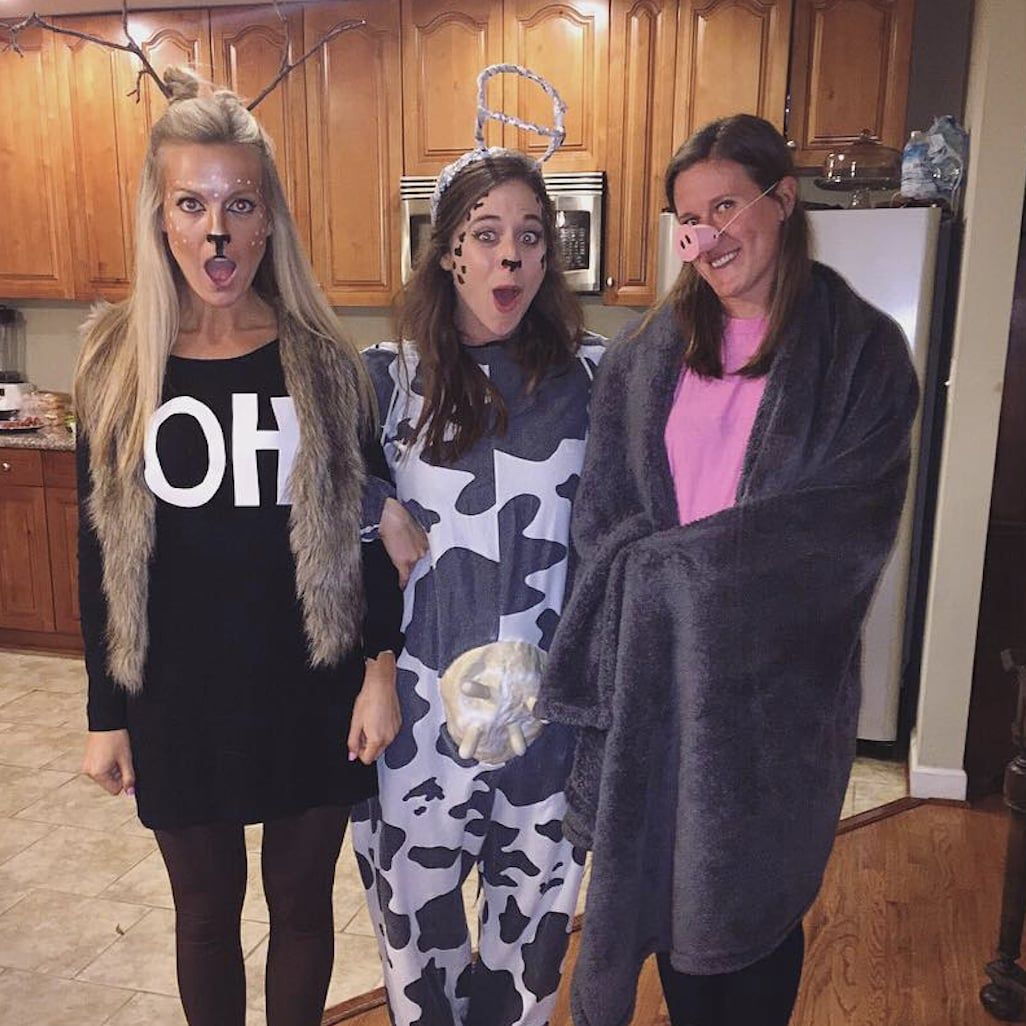 Funny Halloween Costumes For Pregnant Couples.Pun Halloween Costumes Popsugar Smart Living