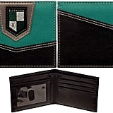 Slytherin House Bi-Fold Wallet