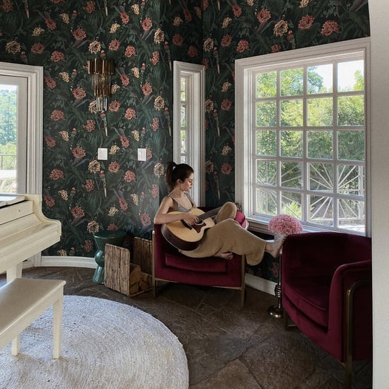 See a Photo of Selena Gomez's Cozy New House