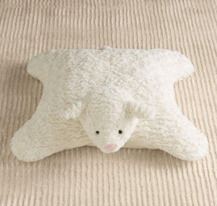 for infants plush lamb floor pillow best gifts for kids 2014 popsugar moms photo 18. Black Bedroom Furniture Sets. Home Design Ideas