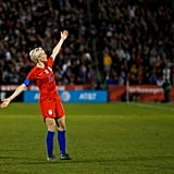 Megan Has Played For the USWNT For 13 Years