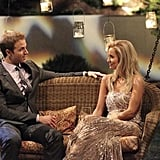 Nathan and Emily Maynard on The Bachelorette.