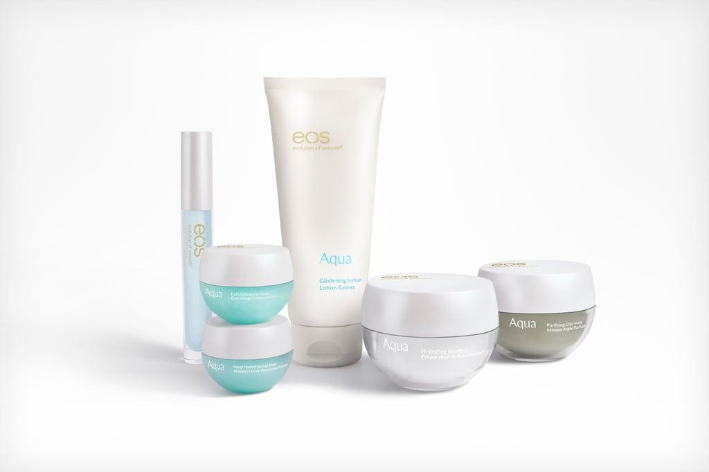 Eos Aqua Skin Care Collection