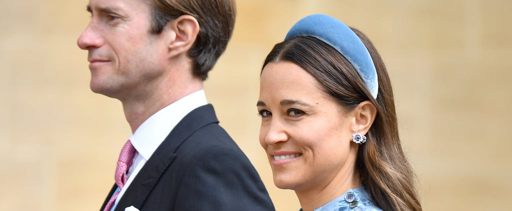 What Did Pippa Middleton Name Her Second Baby?