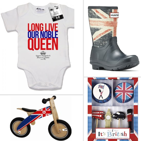 London Calling: Prepare Your Tot For a British Invasion