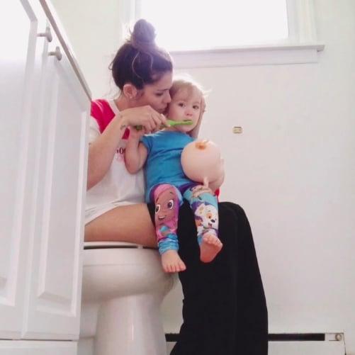 Maya Vorderstrasse Video About Stay at Home Mums | POPSUGAR UK Parenting